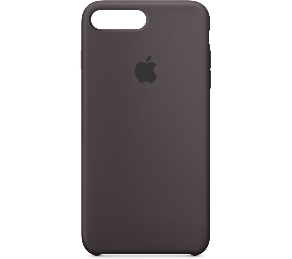 7eb7e3497b38a4 Silikonowe etui Apple iPhone 7/ 8 Plus silicon case cocoa – iOpen ...